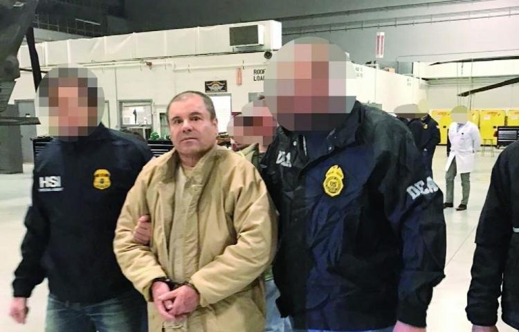 'El Chapo' vivirá un infierno el resto de sus días