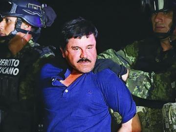 'El Chapo' ya estaría encerrado en Alcatraz de las Rocosas