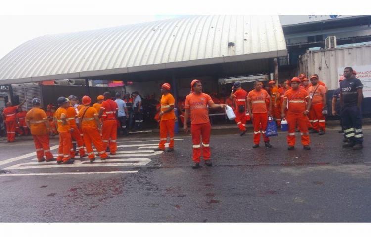 Mitradel reitera el llamado a dialogar tras paro de trabajadores de Panamá Ports
