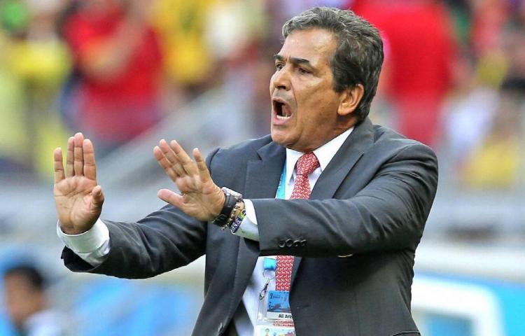 Jorge Luis Pinto confirma contacto con la federación panameña de fútbol