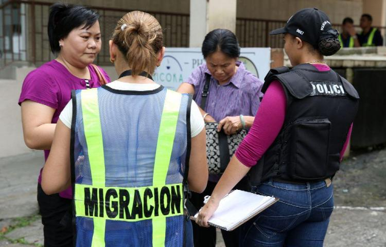 El SNM sacó a 2,034 extranjeros del país de enero a junio de 2019