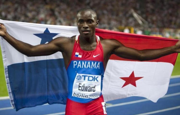 Alonso Edward, gran apuesta de equipo panameño compuesto por 99 deportistas