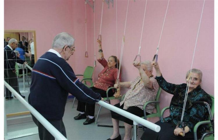Una sola sesión de ejercicios activa los circuitos cerebrales