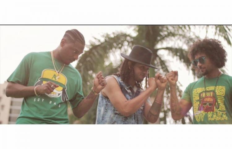 'Oye oye' Los Rakas ft Fausto se lanzan al ruedo en conjunto