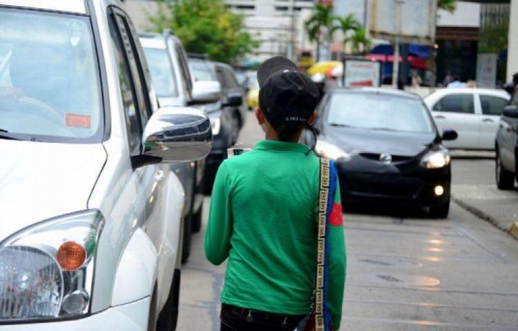 El trabajo infantil debe ser mirado por las autoridades