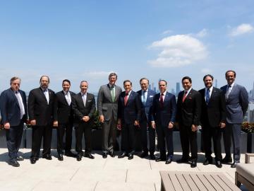 Panamá concurre a reunión de OCDE con miras a próxima evaluación