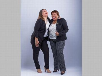 Dos días continuos de risoterapia en Panamá