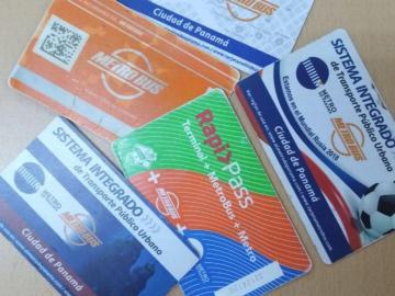 Usuarios no registran tarjetas para transporte