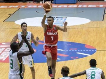 Panamá se apunta su primer triunfo en el Centrobasket U17