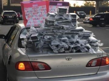 Desmantelan una célula del cartel de Sinaloa en EE.UU.