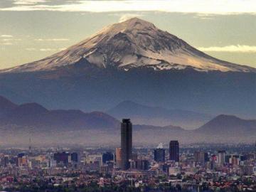 Chapultepec, el volcán habitado desde hace miles de años en Ciudad de México