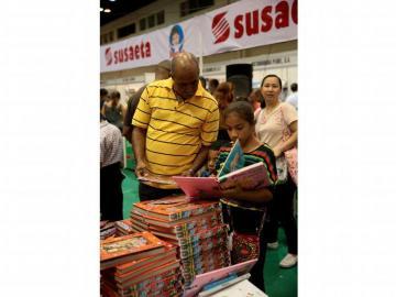 El martes 13 de agosto arranca la Feria Internacional del Libro