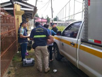 Tres homicidios reportados en Colón en julio sin detenciones ni investigados