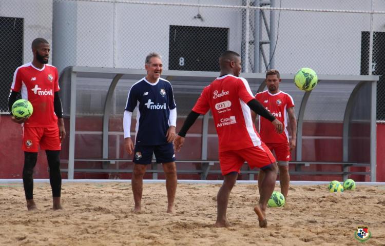Panamá define equipo para eliminatorio hacia Juegos Mundiales de Playa