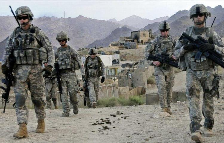 Gringos quieren retirar tropas de Afganistán