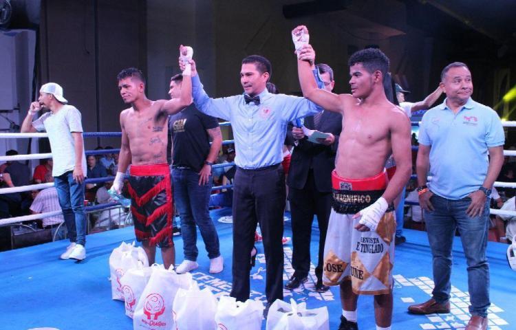 El púgil panameño Muñoz dio positivo en el examen de dopaje