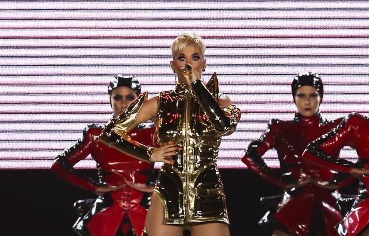 Declaran culpable a Katy Perry por plagio de Dark Horse