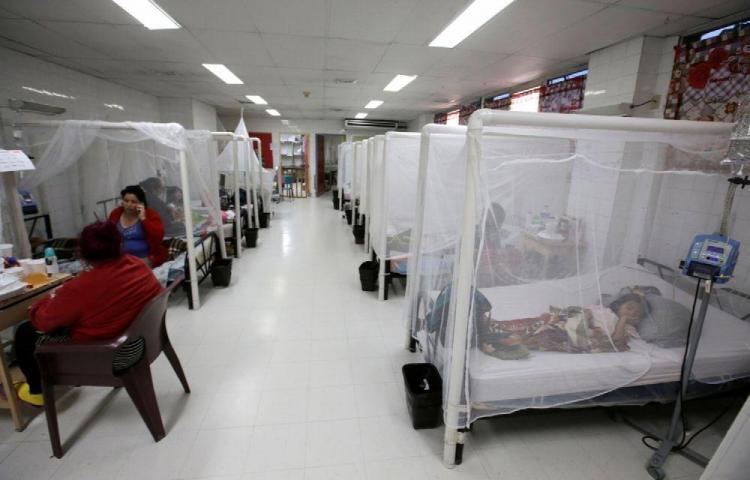 Decretan alerta epidemiológica por el dengue en Nicaragua