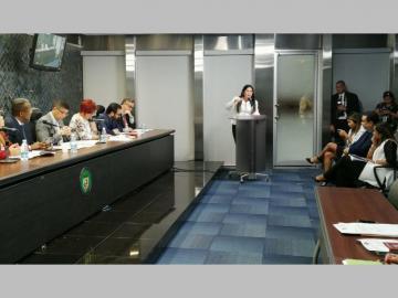 Incluirán un glosario de ofensas en ley migratoria de Zulay