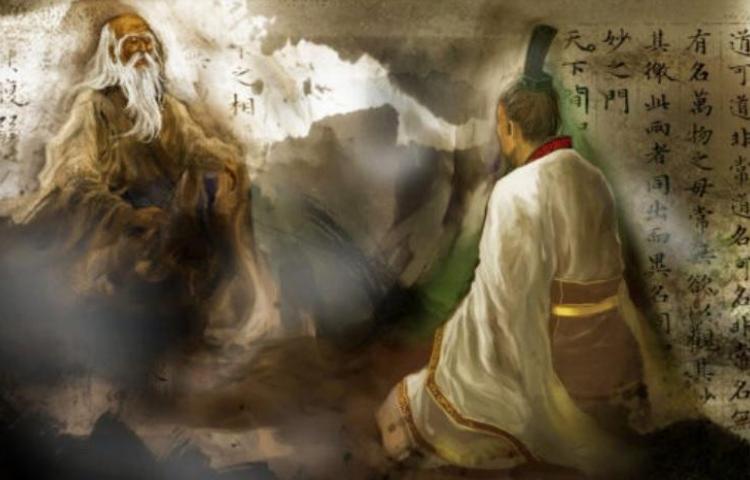 El día que Confucio conoció a Lao Zi