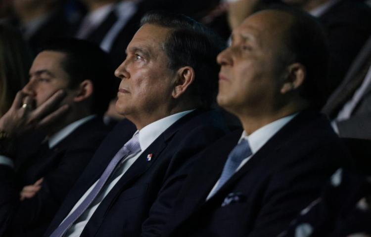 Cortizo participa en actos de recordación del general Omar Torrijos Herrera