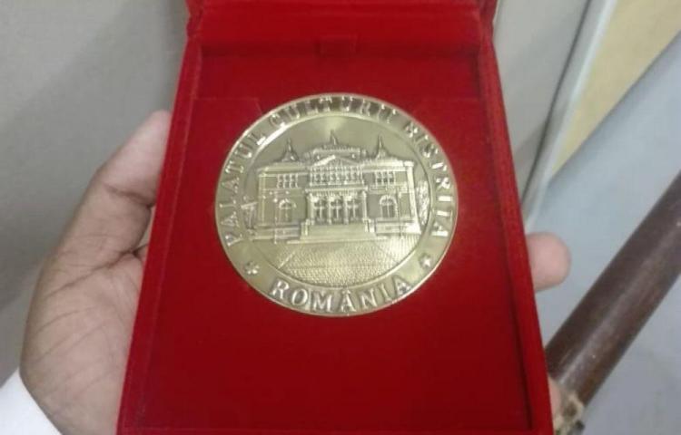 Grupo panameño gana medalla en Rumanía