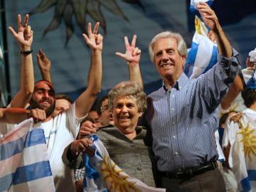 Murió la esposa del presidente de Uruguay Tabaré Vázquez