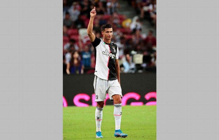Ronaldo demandado por Corea del Sur