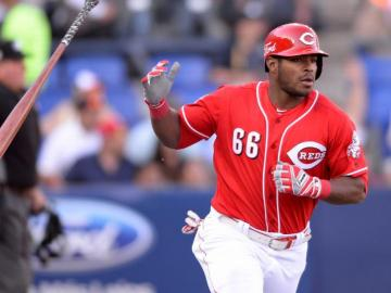 MLB suspende a ocho por pelea entre los Rojos y Piratas