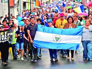 Cancelan diálogo con la oposición en Nicaragua