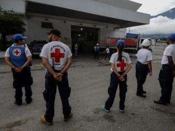 Llega a Venezuela otro cargamento de ayuda humanitaria