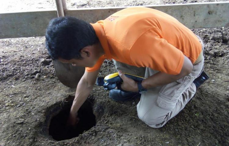 Investigan temblores en Aguadulce