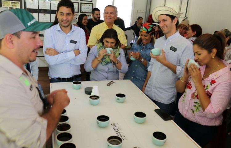 La ATP busca resaltar e impulsar el 'Circuito del Café'