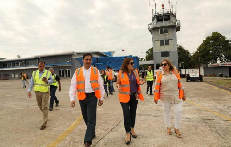 Aeropuerto Enrique Malek se prepara para recibir nuevas aerolíneas