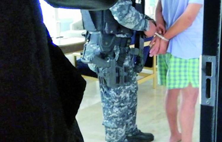 Juez ordena 7 detenciones por tráfico de personas