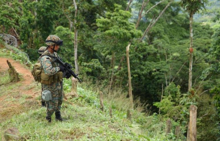 Capturan a ciudadano de Sri Lanka con alerta roja de seguridad