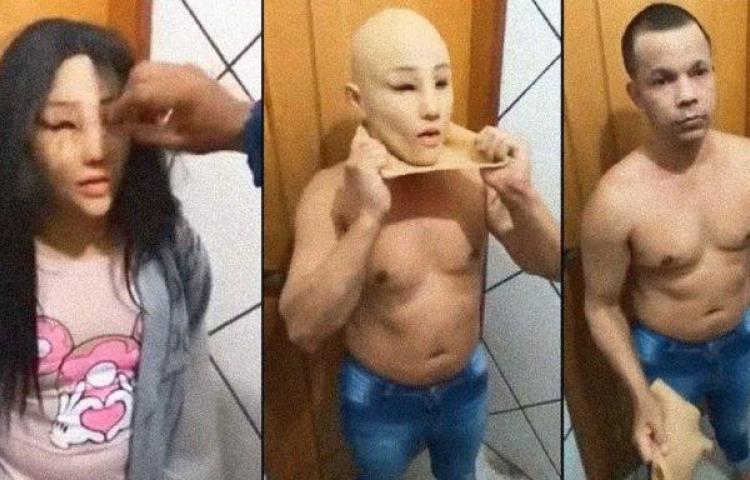 Muere narcotraficante que se vistió de mujer para fugarse de penal en Brasil