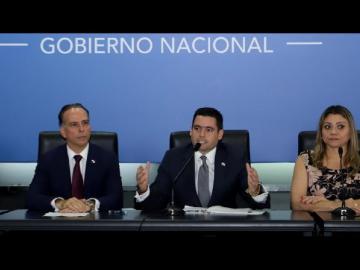 Ejecutivo busca hacer expedito el paso por la frontera con Costa Rica