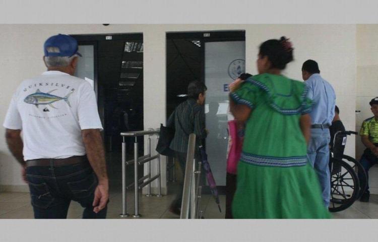 Levantan restricción en el hospital Rafael Hernández de David