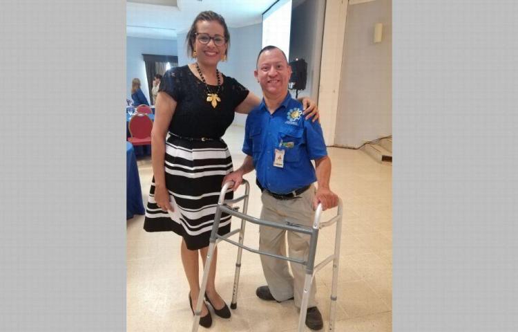 Curso para normas y derechos de personas con discapacidad
