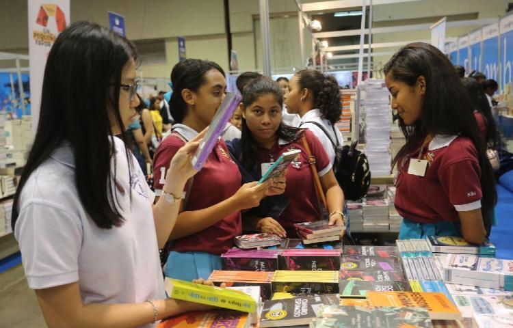 Feria del Libro, objetivo principal: promover la lectura