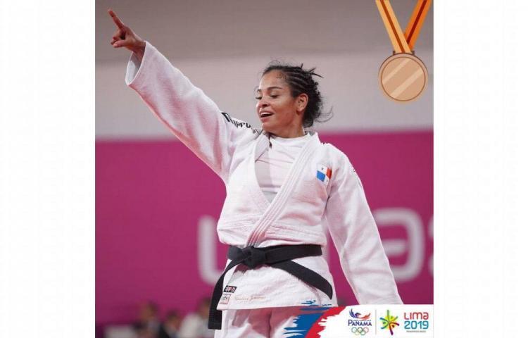 Kristine Jiménez, el orgullo de Veraguas