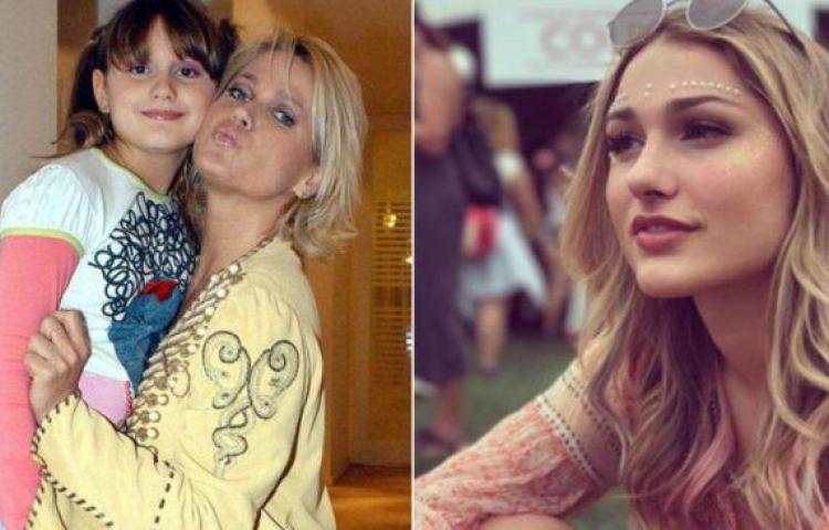 Sasha Meneghel, la hija de Xuxa ya tiene 21 años y sorprende con su belleza