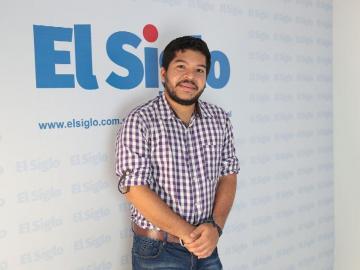 'Hay que incentivar a los jóvenes hacia la lectura', escritor Javier Alvarado