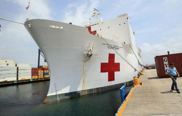 Más de 3 mil han sido atendidos por misión gringa