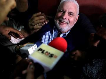 "Martinelli: ""Voy a demandar a todos"""