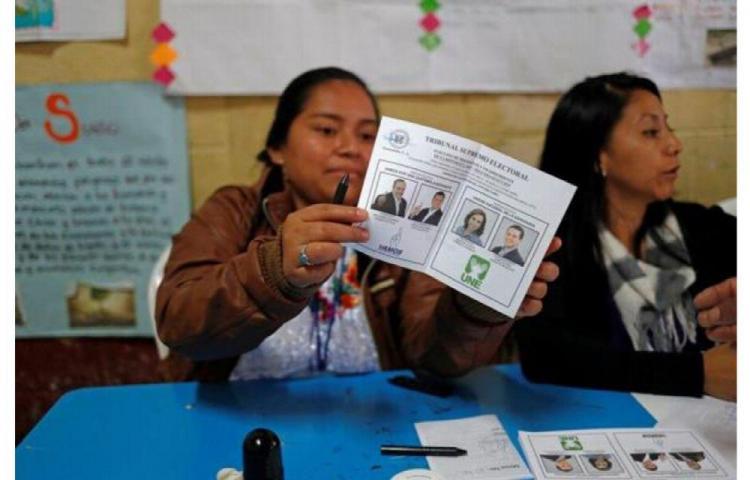Sandra: seré la primera presidenta de Guatemala