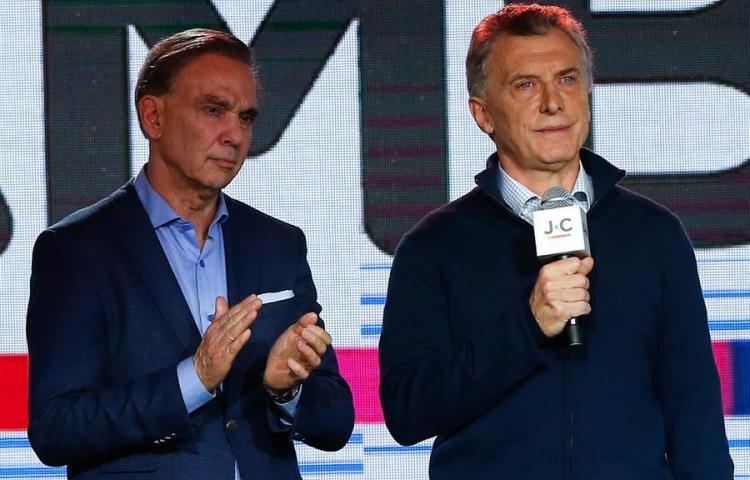 Macri reconoce su derrota en las primarias antes de conocerse escrutinio