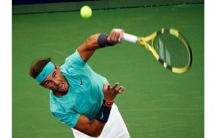 Nadal bate a Danil Medvedev y consigue su trigésimo quinto Masters 1000