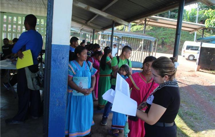 Juzgados de Familia se trasladaron a Muná para continuar programa de acceso a la justicia